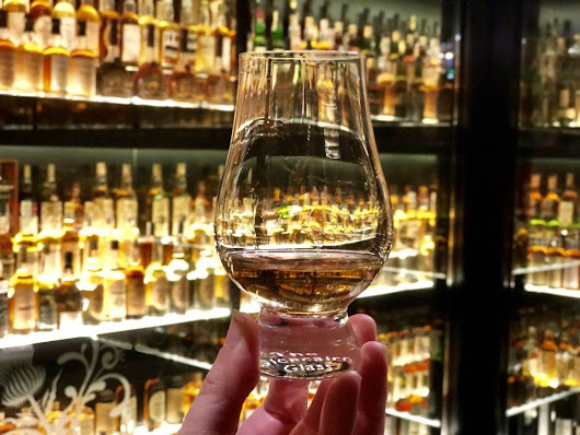 Delighting in The Scotch Whisky Experience in Edinburgh