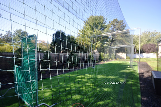 Baseball Batting Cages supplier-installer company for Long island NY-Gappsi