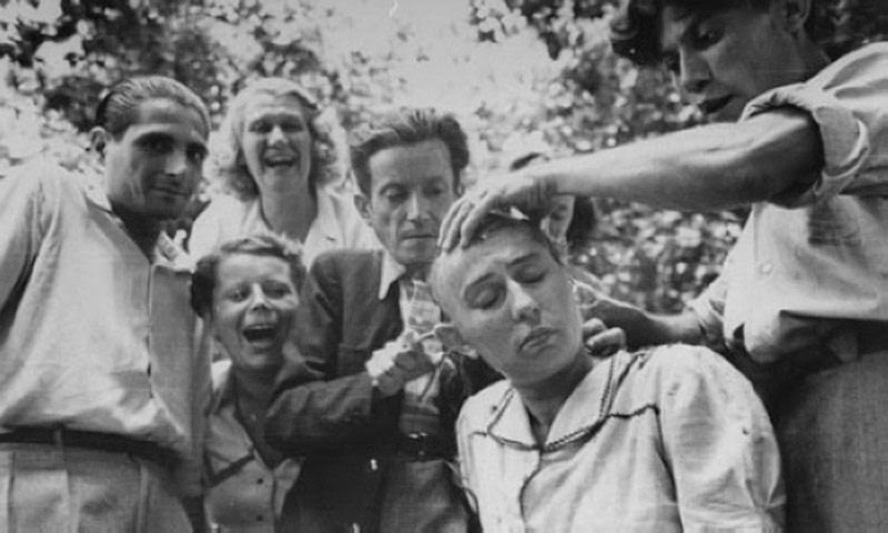 O calvário das viúvas da ocupação 18