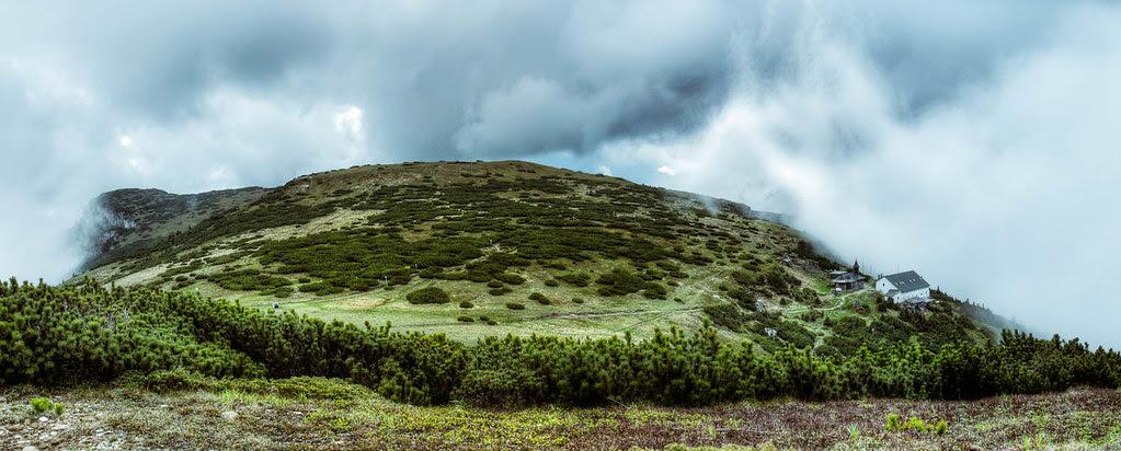 Ceahlău Massif Plateau I