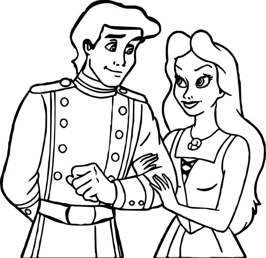 Ariel Coloring Pages   Free download on ClipArtMag