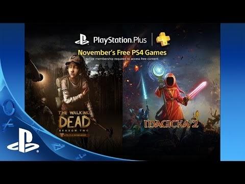 ألعاب بلايستيشن المجانية لشهر نوفمبر 2015 للPS4 و PS3 و PS Vita