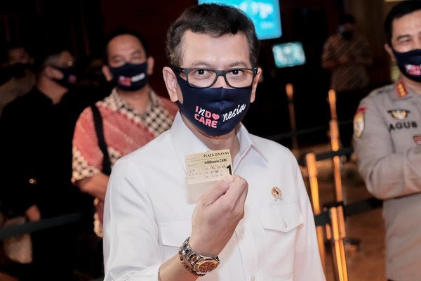 Ministry Of Tourism And Creative Economy Launches Campaign On The Implementation Of Indonesia Care Health Protocol Pr Newswire Apac
