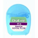 Oraline 10M Premium Dental Floss 72/Cs