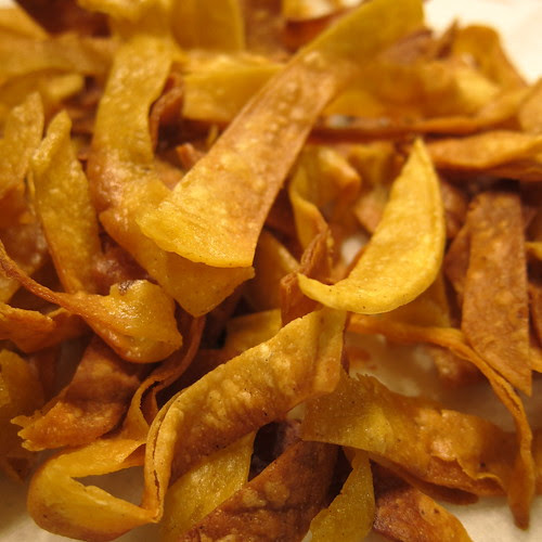 Home Fried Tortilla Chips
