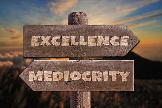 The Call to Mediocrity & The Blame Game