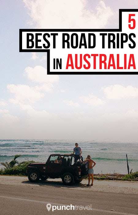5 Unforgettable Road Trips in Australia - Punch Travel