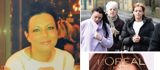 Mum of two died after falling into coma - from allergic reaction to HAIR DYE