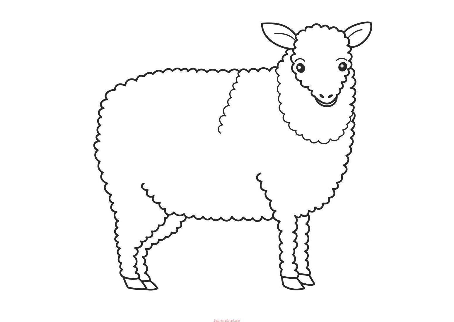 Koyun Boyama 4 Sınıf öğretmenleri Için ücretsiz özgün Etkinlikler