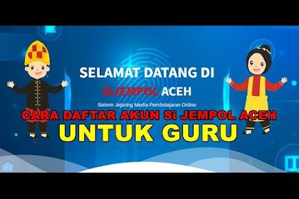 Tutorial Si Jempol Aceh