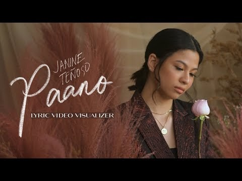 Janine Teñoso plumbs heartbreak on new single 'Paano'