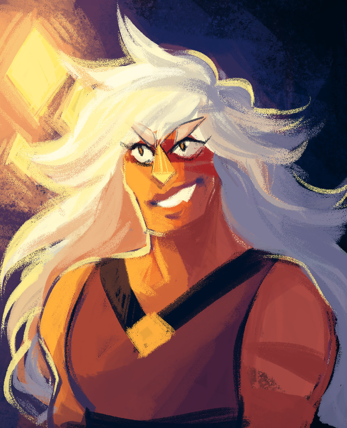 Jasper color studies to accompany these