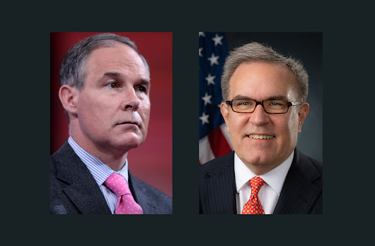 Meet the New Boss, Same as the Old Boss at the EPA