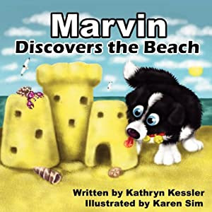 Marvin Discovers the Beach