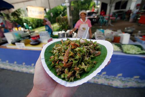 Yam Tua Pu - Wing Bean Salad