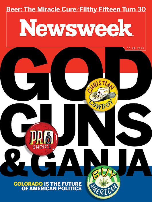 God, Guns and Ganja: Colorado Is the Future of American Politics