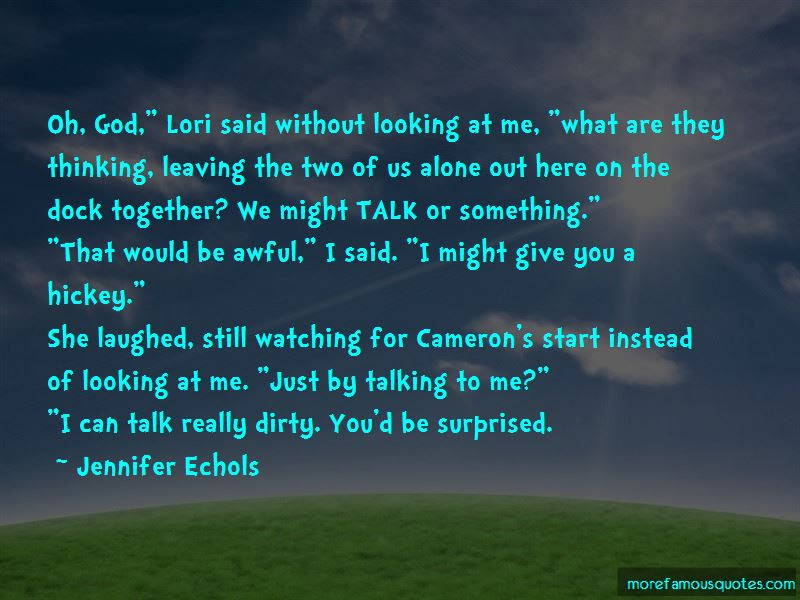 God Talk To Me Quotes Top 34 Quotes About God Talk To Me From