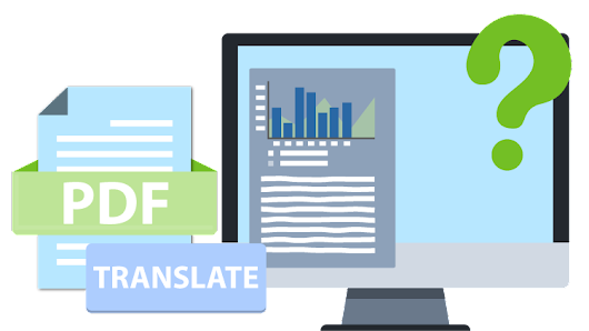 How to translate a pdf into English