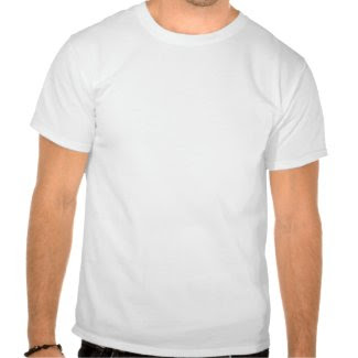 Pirate Panda Bear Stripe -T shirt