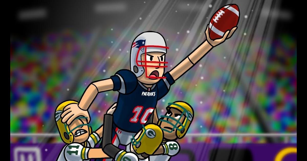 Game Com Free Roblox Overtime Nfl Football Vikings Vs Patriots