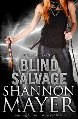 Blind Salvage: A Rylee Adamson Novel (Book 5) by Shannon Mayer