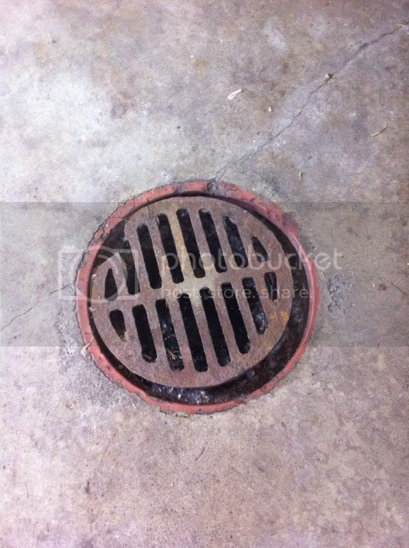 Where To Get A Floor Drain Grate Like This The Garage Journal Board