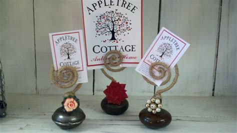 Doorknobs repurposed   Appletree Cottage Antiques & Home