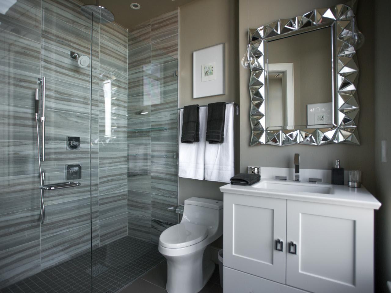 Guest Bathroom From HGTV Urban Oasis 2014 | HGTV Urban ...