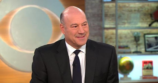 "Gary Cohn: U.S. economy is ""really strong"" but ""we've got a huge debt problem"" - CBS News"