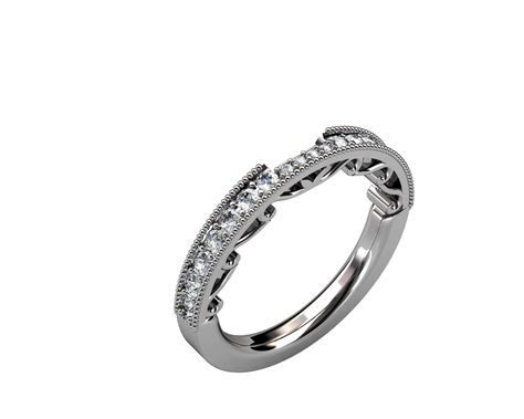 Diamond Nexus Releases Matching Wedding Bands for Michael