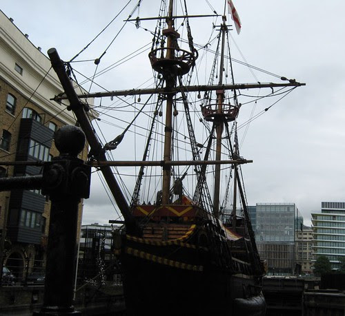73-The Golden Hinde