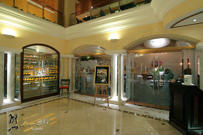[台北情人節餐廳] 地中海牛肋排館歐華酒店~浪漫繽紛的花草料理