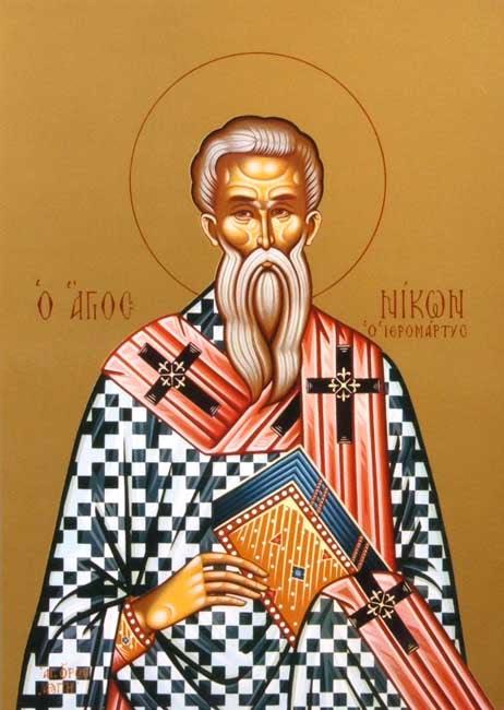 img ST. NIKON, Martyr