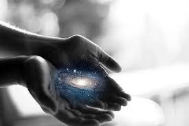 Mãos e galáxias