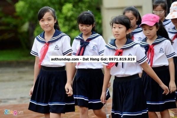 bán lẻ đồng phục học sinh – Xưởng May Áo Thun