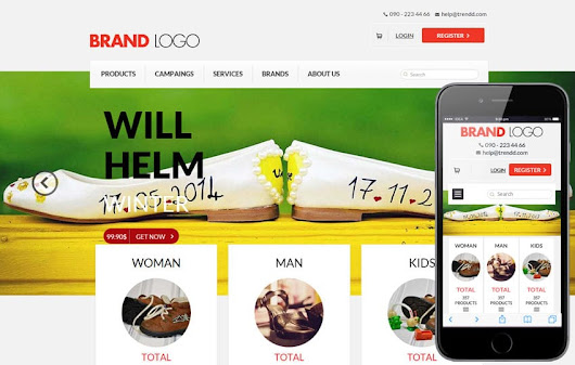 Brand Logo a Flat ECommerce Bootstrap Responsive Web Template by w3layouts