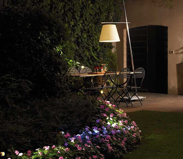 Outdoor Lighting Ideas from Antonangeli | Modern Interiors