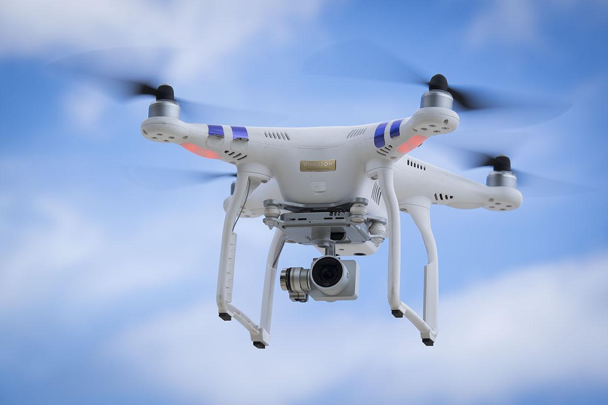 Test et avis sur le drone DJI Phantom 3 Professional