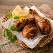 Indian Classics - Tandoori Chicken (Tandoori Spiced Chicken Drumsticks)