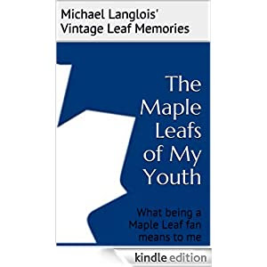 The Maple Leafs of My Youth
