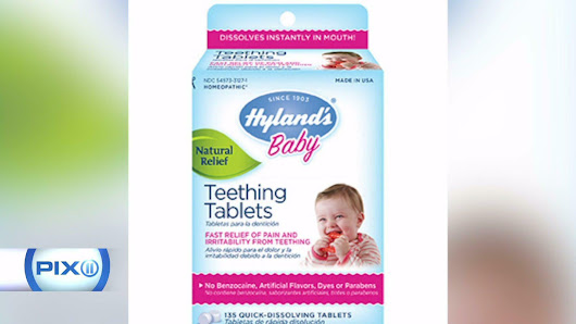 370 Babies, Toddlers Got Sick After Using Teething Tablets | 101.5 The River