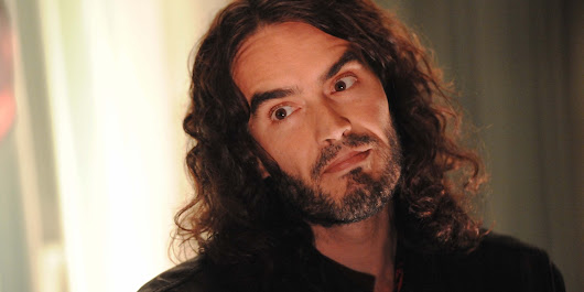 Russell Brand In Conversation With Mehdi Hasan