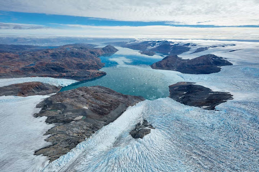 26 Sep 2016 East Greenland Part 4 – Aerial Glacier Photos (Podcast 542)