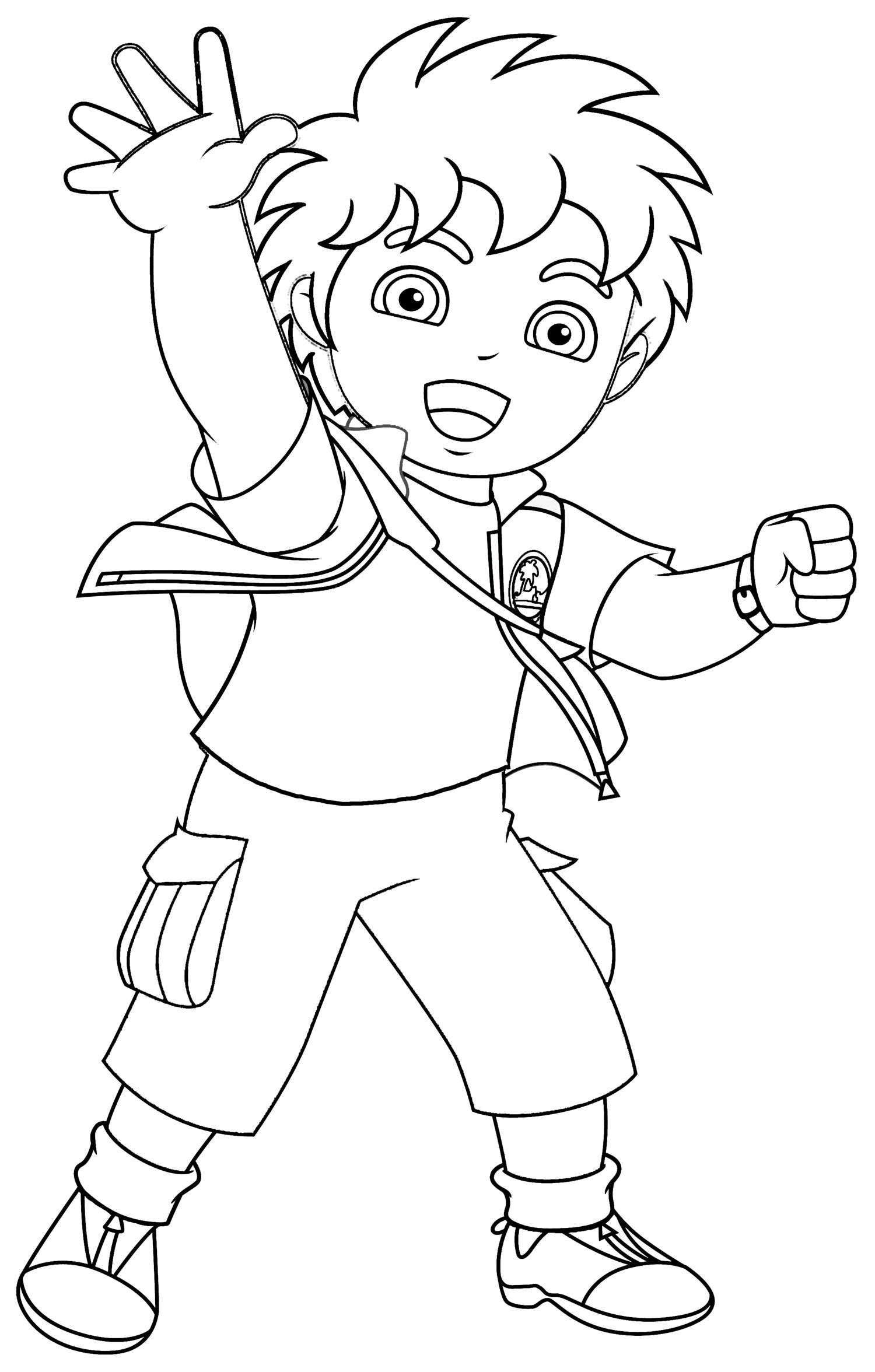 Nick Jr Coloring Pages (8) | Coloring Kids