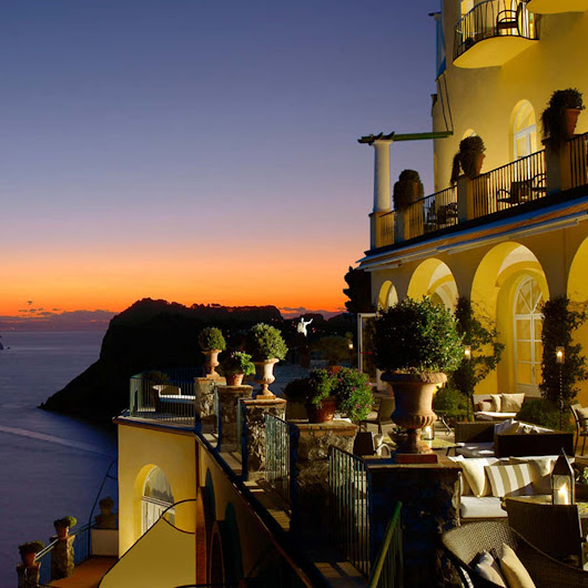 Caesar Augustus - 5 star hotel on Capri, Italy, Relais&Chateaux