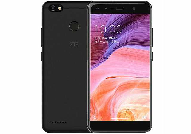 ZTE Blade A3 with Dual Selfie Cameras, 4000mAh Battery Launched