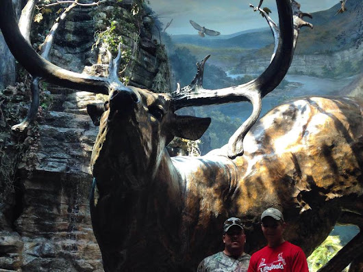 Free Museums at Bass Pro Shop