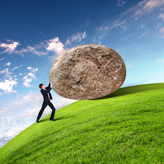 Hard work does not equal success :: Oklahoma Professional Sales Association