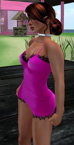 69L Wednesday Holli Pocket Smexy Lil Mini bubblegum