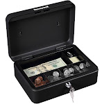 Honeywell Standard Steel Cash Box